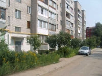 Samara, Matrosova st, house 18. Apartment house