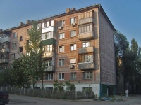 Samara, Matrosova st, house 21. Apartment house