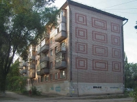 Samara, Matrosova st, house 25. Apartment house