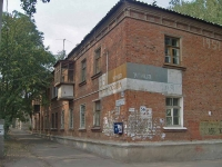 neighbour house: st. Matrosova, house 33. Apartment house