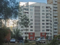 Samara, Matrosova st, house 53. Apartment house