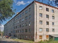 Samara, hostel №50, Matrosova st, house 76А