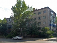 neighbour house: st. Matrosova, house 78. Apartment house