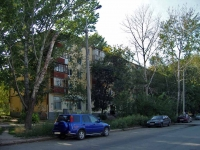 neighbour house: st. Matrosova, house 100. Apartment house with a store on the ground-floor