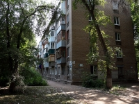 neighbour house: st. Matrosova, house 4. Apartment house
