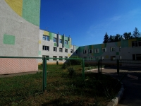 "neighbour house: st. Matrosova, house 11А. school ""Яктылык"""