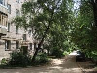 Samara, Matrosova st, house 12. Apartment house