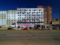 соседний дом: ул. Карбышева, дом 63Б. многофункциональное здание
