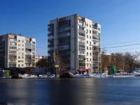 Samara, st Karbyshev, house 15. Apartment house