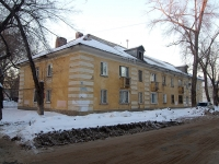 Samara, st Kishinevskaya, house 10. Apartment house