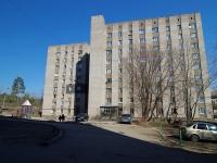 Samara, Nikonov (Pribrezhny) st, house 3. Apartment house