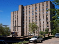 Samara, Nikonov (Pribrezhny) st, house 1. Apartment house