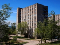 neighbour house: st. Nikonov (Pribrezhny), house 3. Apartment house