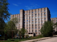 Samara, Nikonov (Pribrezhny) st, house 5. Apartment house