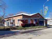 Самара, пожарная часть №71, улица Овчарова (п.Прибрежный), дом 1А