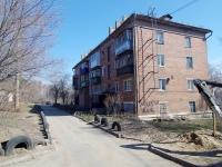 Самара, улица Овчарова (п.Прибрежный), дом 1. многоквартирный дом