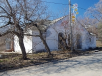 Самара, улица Овчарова (п.Прибрежный), дом 6. неиспользуемое здание