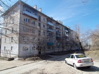 Samara, Zvezdnaya (Pribrezhny) st, house 7. Apartment house