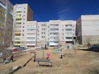 neighbour house: st. Zvezdnaya (Pribrezhny), house 17. Apartment house