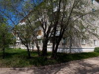Samara, Zvezdnaya (Pribrezhny) st, house 9. Apartment house
