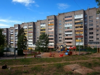 neighbour house: st. Zvezdnaya (Pribrezhny), house 15. Apartment house