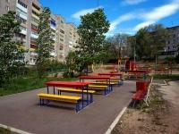 Samara, Zvezdnaya (Pribrezhny) st, house 15. Apartment house