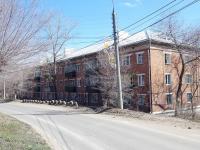Samara, Truda (Pribrezhny) st, house 5. Apartment house