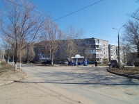 Samara, Truda (Pribrezhny) st, house 9. Apartment house