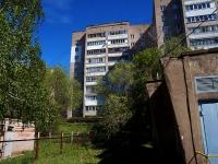 Самара, улица Труда (п.Прибрежный), дом 11. многоквартирный дом
