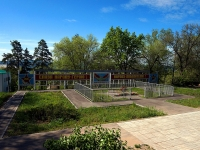 Samara, st Truda (Pribrezhny). memorial complex