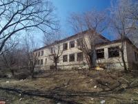 Samara, st Truda (Pribrezhny). vacant building