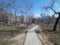 萨马拉市, Truda (Pribrezhny) st, 街心公园