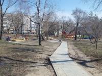 Самара, улица Труда (п.Прибрежный), сквер