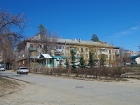 Samara, st Yunosti (Pribrezhny), house 1. Apartment house