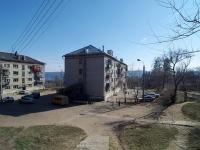 Samara, Yunosti (Pribrezhny) st, house 2. Apartment house