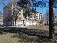 Samara, Yunosti (Pribrezhny) st, house 3. Apartment house