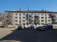 Samara, Yunosti (Pribrezhny) st, house 4. Apartment house