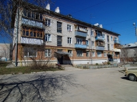 Samara, Yunosti (Pribrezhny) st, house 5. Apartment house