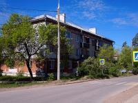 Samara, st Yunosti (Pribrezhny), house 3. Apartment house