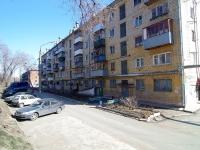 Samara, Parusnaya (Pribrezhny) st, house 2. Apartment house
