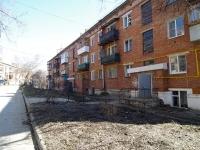 Samara, Parusnaya (Pribrezhny) st, house 5. Apartment house