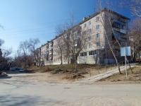 Samara, st Parusnaya (Pribrezhny), house 8. Apartment house