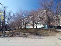 Samara, st Parusnaya (Pribrezhny), house 10. Apartment house