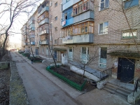 Samara, Parusnaya (Pribrezhny) st, house 10. Apartment house