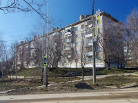 neighbour house: st. Parusnaya (Pribrezhny), house 12. Apartment house
