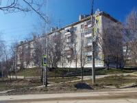 Samara, st Parusnaya (Pribrezhny), house 12. Apartment house