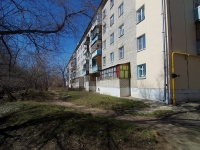 Samara, Parusnaya (Pribrezhny) st, house 14. Apartment house