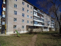 Samara, Parusnaya (Pribrezhny) st, house 16. Apartment house
