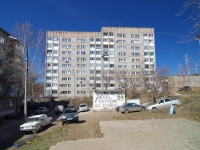 Samara, Parusnaya (Pribrezhny) st, house 26. Apartment house