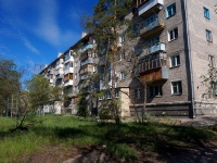 Samara, st Parusnaya (Pribrezhny), house 4. Apartment house